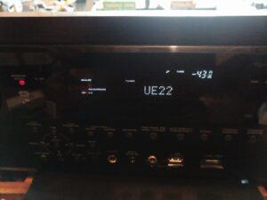 Pioneer UE22